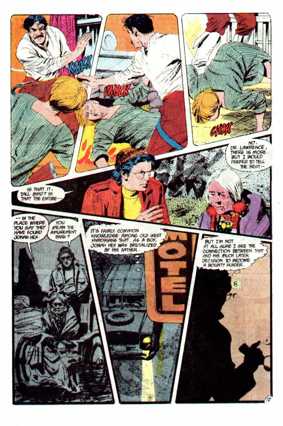 Read online Secret Origins (1986) comic -  Issue #21 - 14