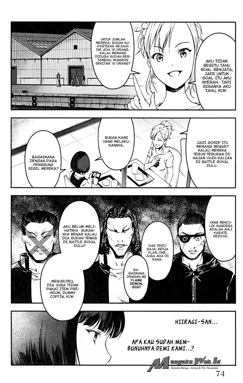 Darwin's Game Chapter 26-24