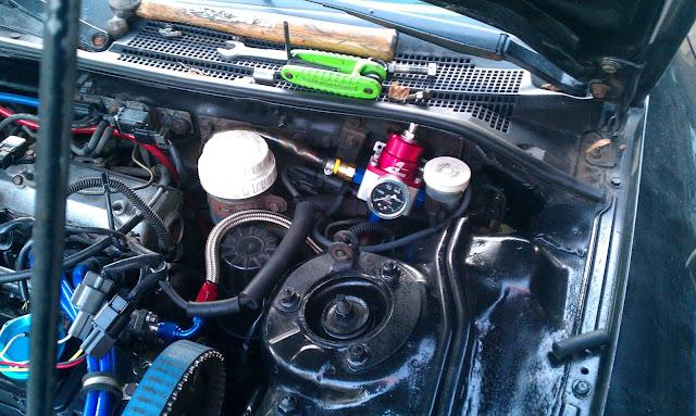 Comment changer un régulateur de pression de carburant