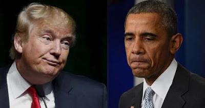Membatalkan Semua Kebijakan Eksekutif, Memorandum dan Perintah Yang Diterbitkan Obama