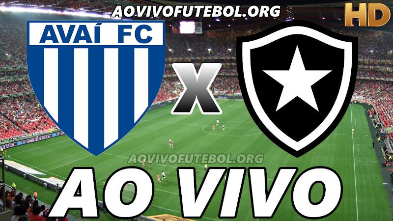 Assistir Avaí vs Botafogo Ao Vivo HD