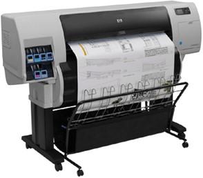 HP DesignJet T7100 Télécharger Pilote
