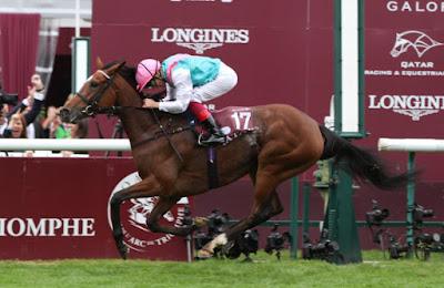 Enable race horse