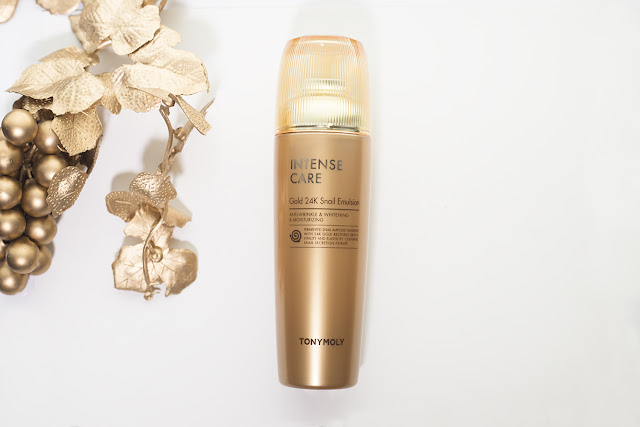TonyMoly Intense Care Gold 24K Snail Emulsion