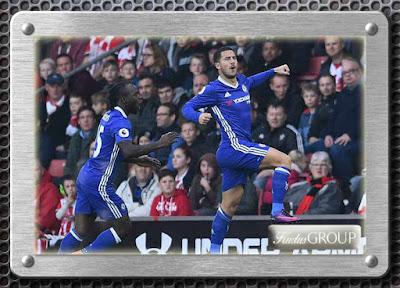 Chelsea Tundukan Southampton Di Kandangnya Sendiri