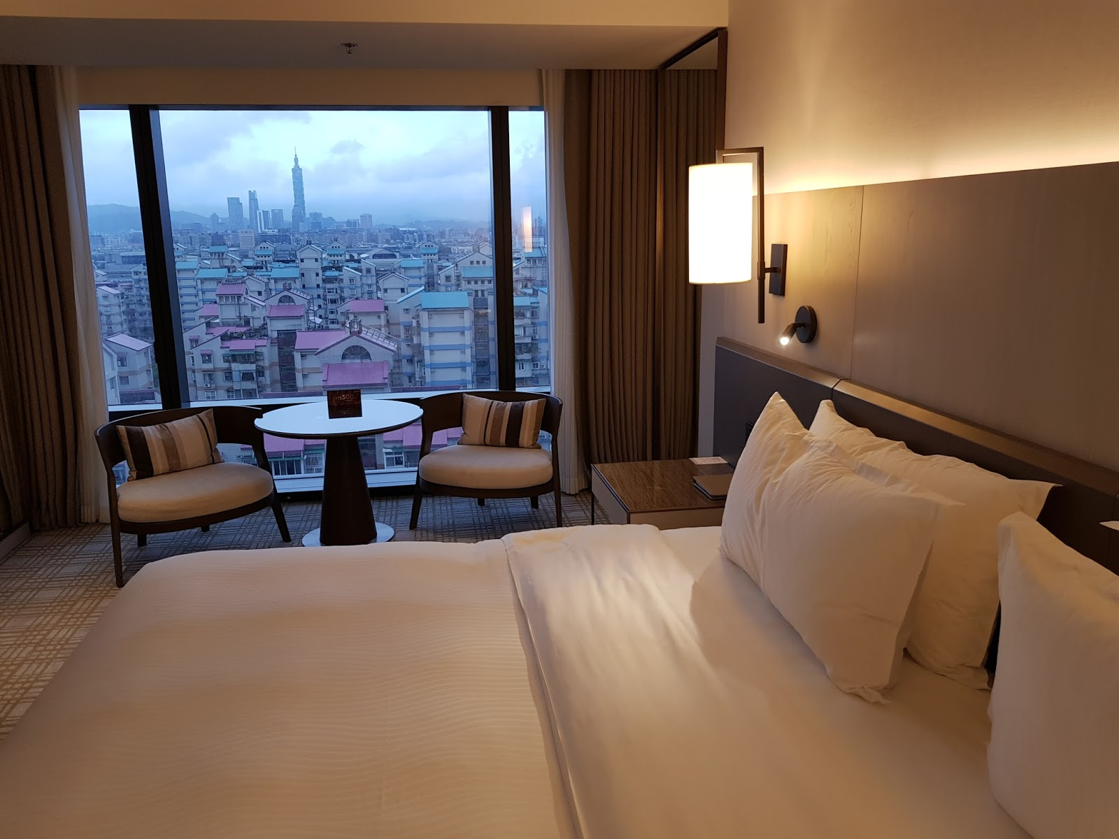 2nd Stay: Taipei Marriott Hotel 台北萬豪酒店