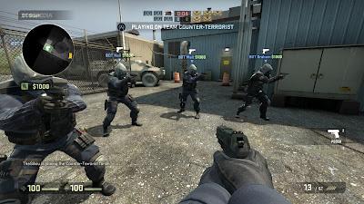 لعبه لعبة كونتر سترايك الشهيرة Counter-Strike Global Offensive v1.35.1.6 coobra.net