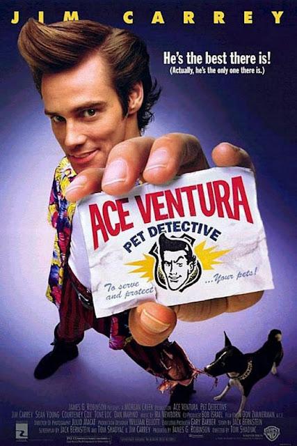 Bosbioskop Ace Ventura Pet Detective (1994)