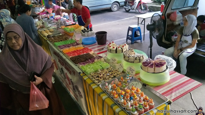 Gambar Sekitar Bazar Ramadan Arena Square Kuala Kangsar