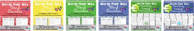 If you use Words Their Way or any sort of word study program, you're going to love the tips included at this blog post! You'll see how one teachers set up a word study schedule that is NOT tied to the M-F calendar! Click through to see how this can help give you the flexibility you need for your 1st, 2nd, 3rd, 4th, or 5th grade students - while also ensuring word study is kept a priority! Great tips, ideas, strategies, and more included right here.