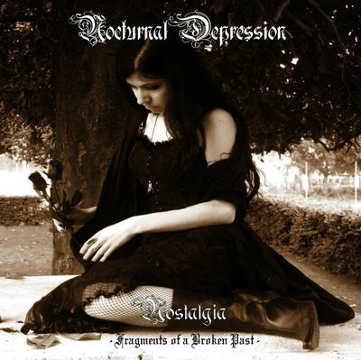 Video Nocturnal Depression - Nostalgia Fragments of a Broken Past