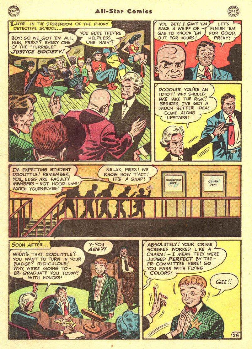 Read online All-Star Comics comic -  Issue #46 - 32