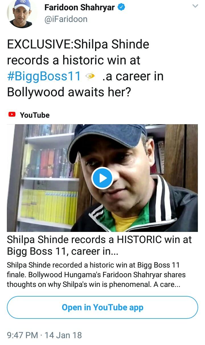 Was Bigg Boss 11 grand finale Scripted: Shilpa Shinde was already declared winner