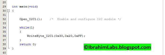 IbrahimLabs: PIC24, DsPIC33, DsPIC30 (16bit PIC