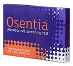 Osentia osteoporosis screening test
