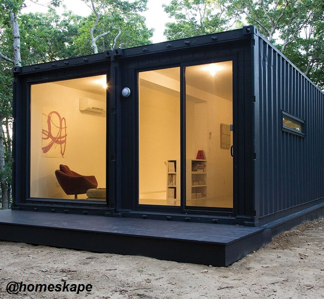 H Meskape Shipping Container Homes For Sale