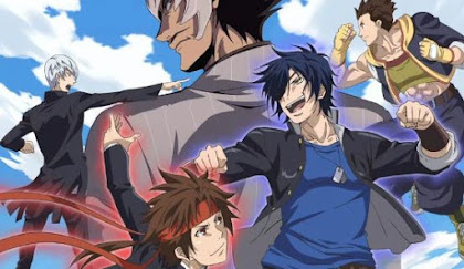Gakuen Basara Todos os Episódios Online