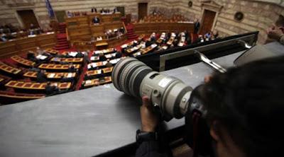 ΤΩΡΑ LIVE – Η τροπολογία για τις τηλεοπτικές άδειες