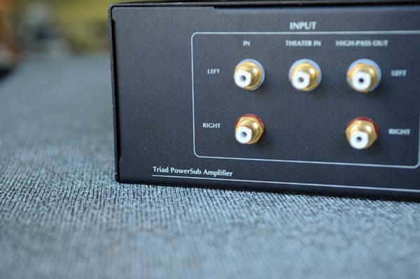Heygreenie Triad Bronze Powersub Rack Amp Ls Sold