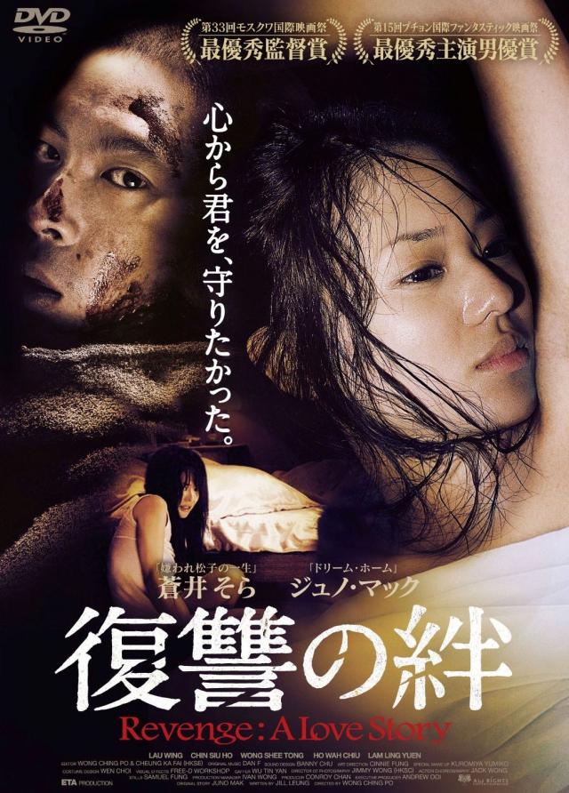 Báo Thù: Một Chuyện Tình - Revenge: A Love Story (2010)
