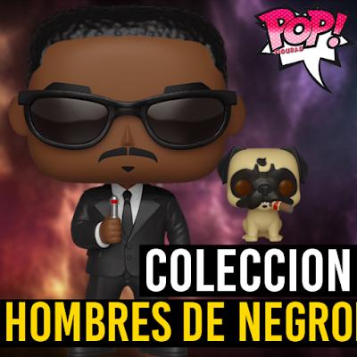Lista de figuras funko pop de Funko POP Hombres de negro