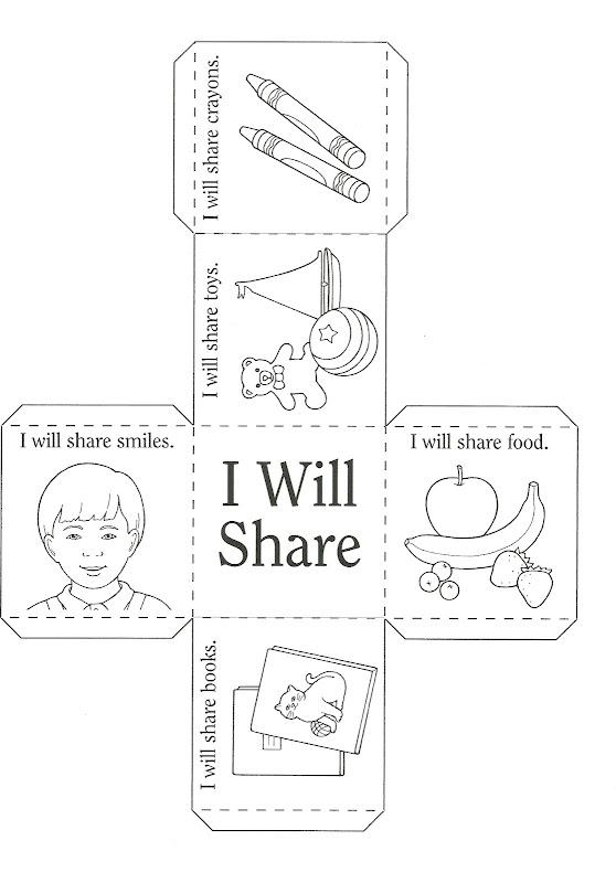 Jesus Feeds 5000 Preschool Coloring Sheet