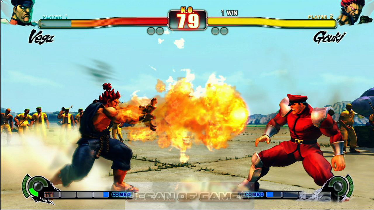 Street Fighters Free