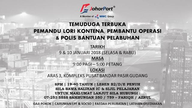Kumpulan Johor Port Berhad
