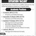 International Islamic University Islamabad Jobs