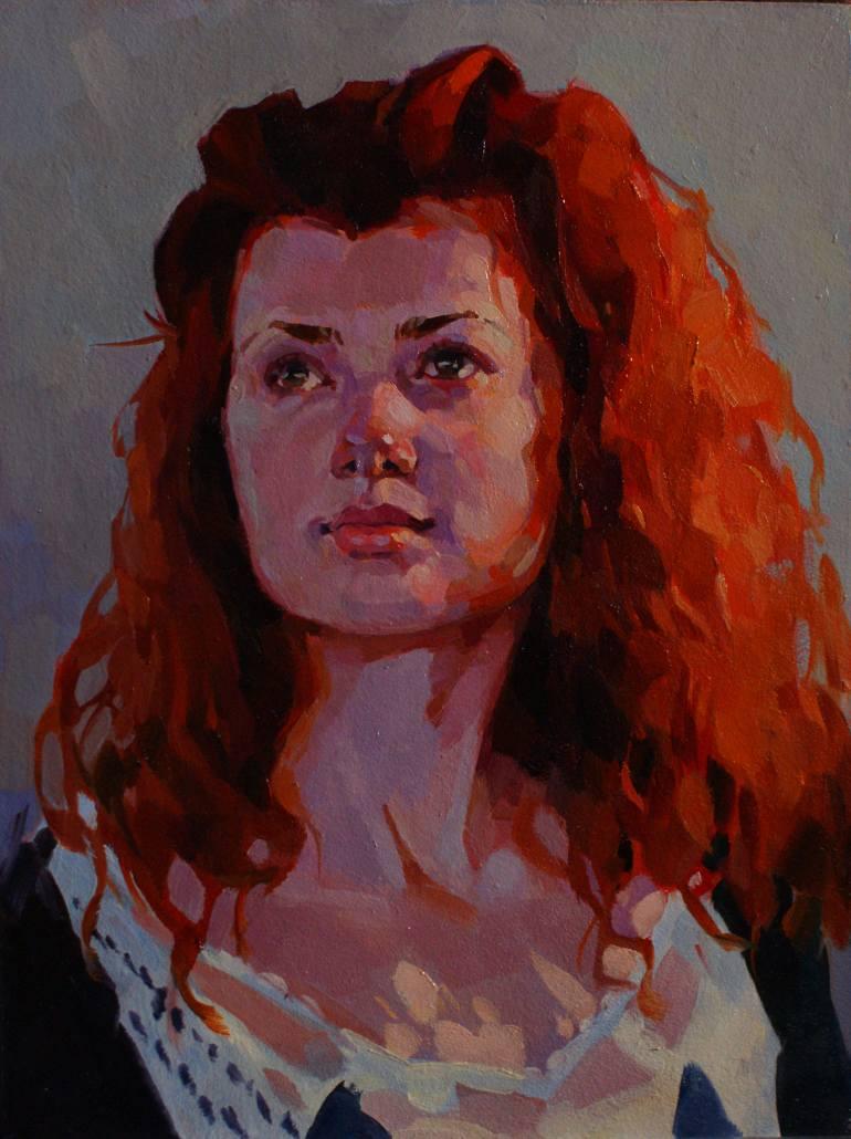 Anastasia Dumitrescu por amor al arte: anastasia yaroshevich