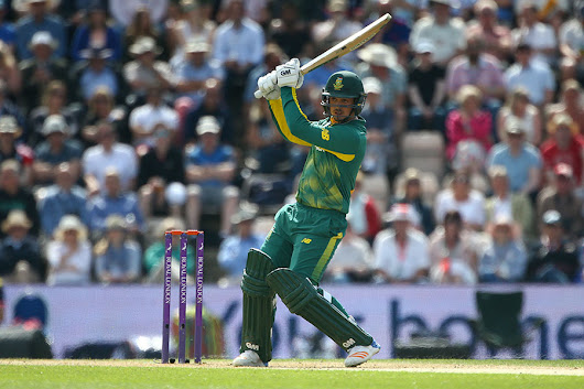 Preview - ICC Champions Trophy 2017 - South Africa.