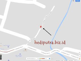 nama jalan unik di indonesia