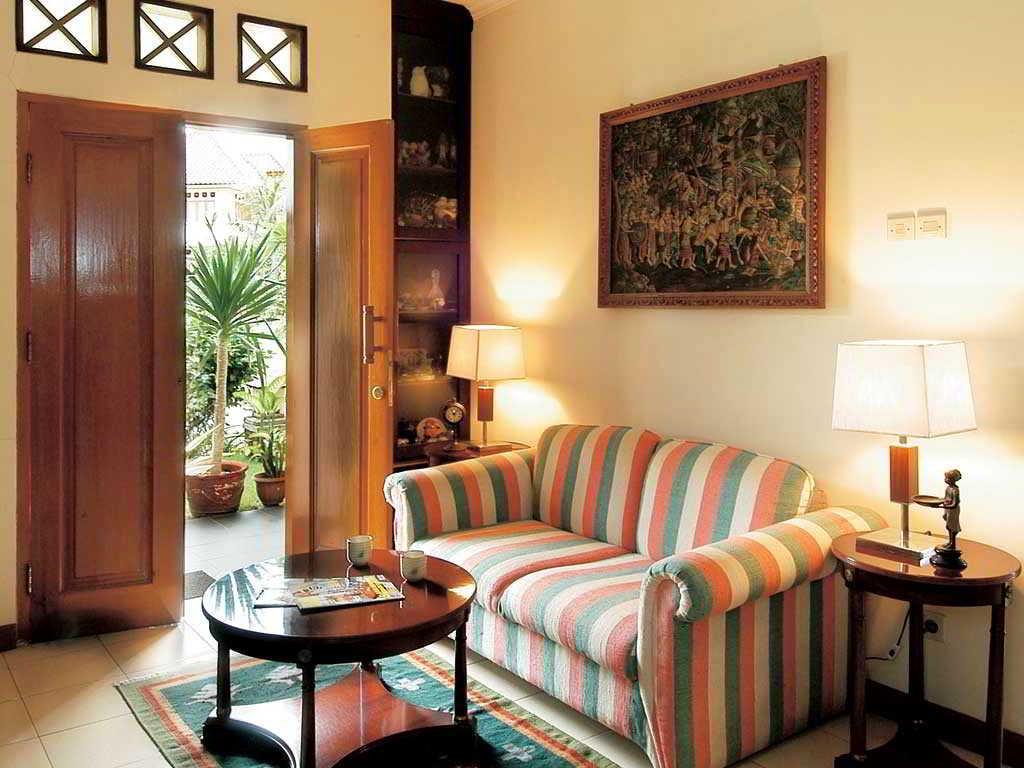 Desain Ruang Tamu Rumah Tipe 30 Wallpaper Dinding