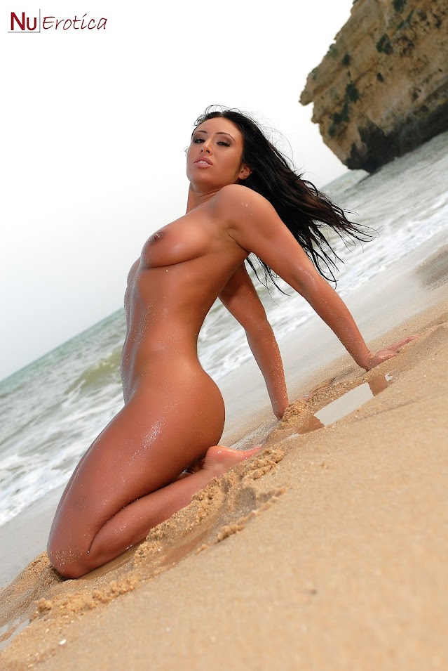 NuErotica Flame On The Beach