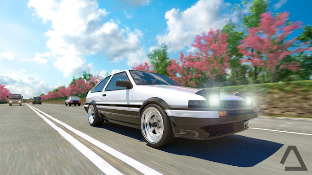 Driving Zone Japan Mod Apk