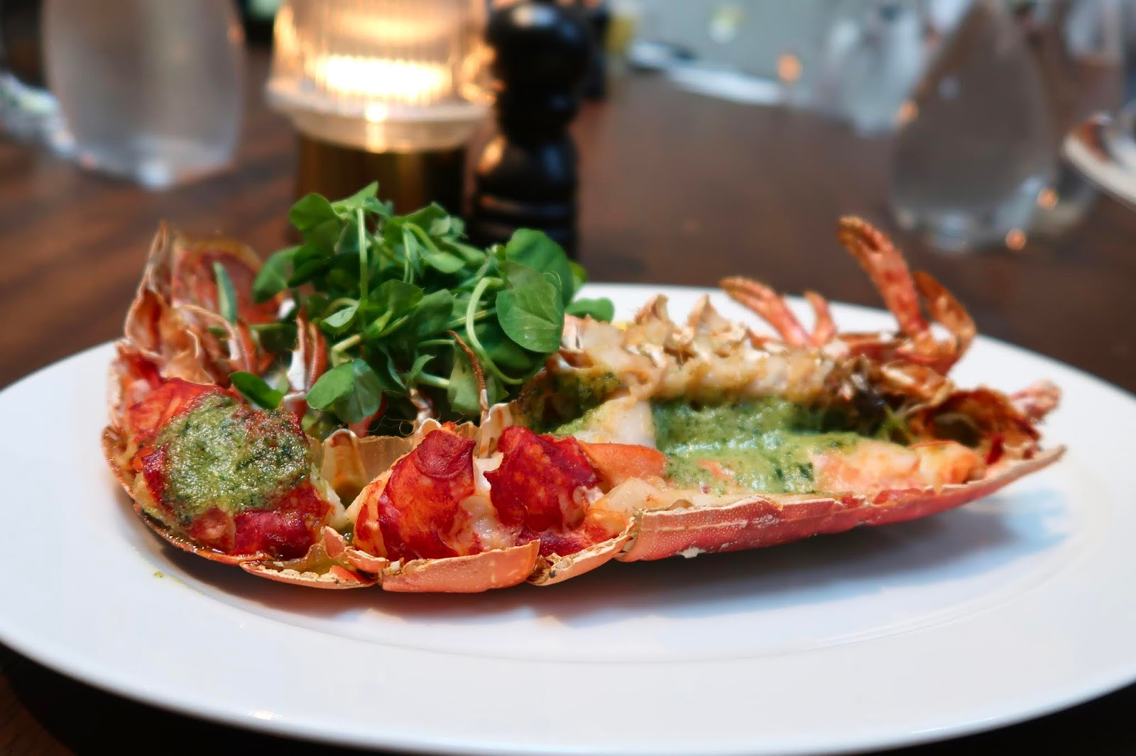 Lobster, Hawksmoor