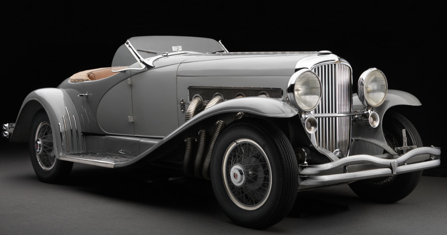 Porsche Of Delaware >> SuperCarWorld: Duesenberg Model SSJ