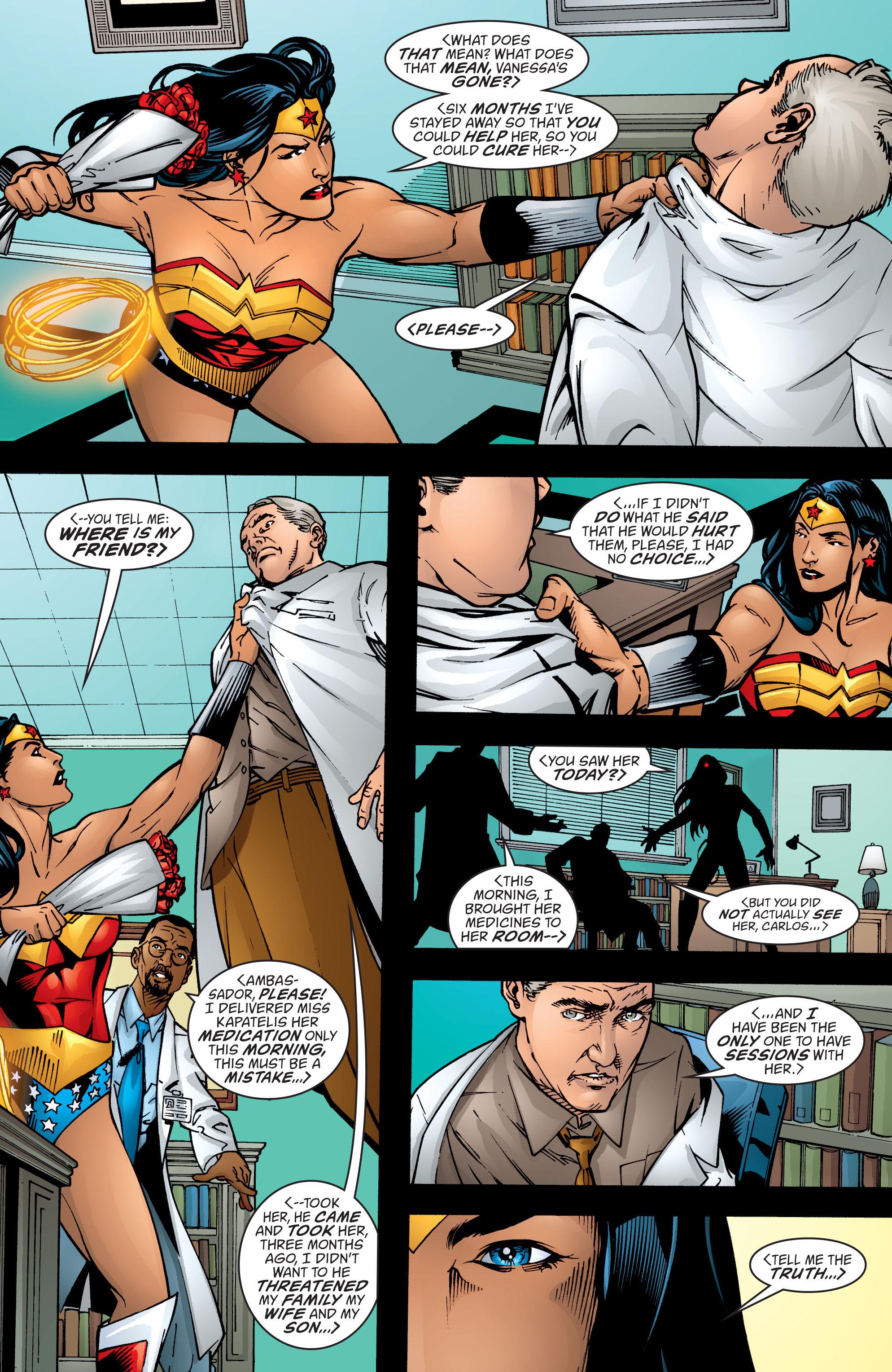 Read online Wonder Woman (1987) comic -  Issue #198 - 13