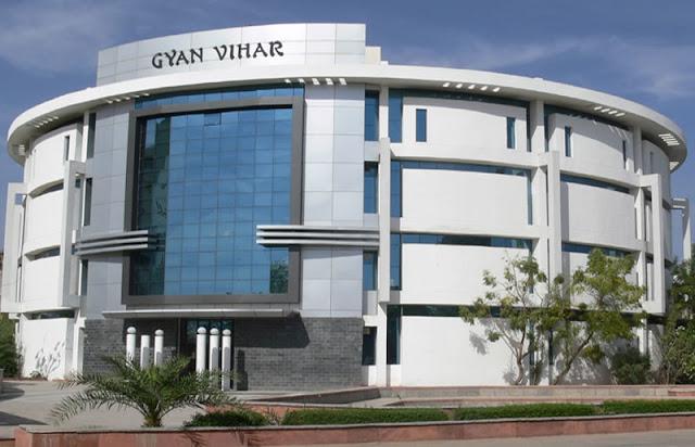 Suresh Gyan Vihar University Distance MBA Business Analytics