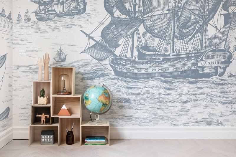 tapety na ścianę pokój dziecięcy
