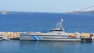 Αυτό είναι το πλοίο «Γαύδος» που εμβόλισε η τουρκική ακταιωρός στα Ίμια