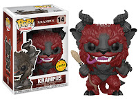 Funko Pop! Krampus CHASE