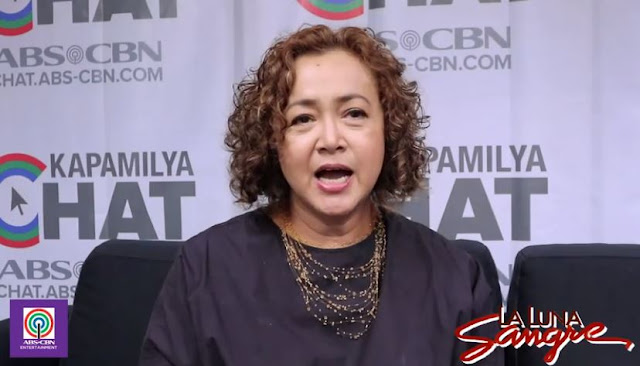 Veteran Actress Who Portray As Barang Reveals Some Of Behind The Scenes Trivia About The Fight Scenes Of Barang And Jacintha in La Luna Sangre