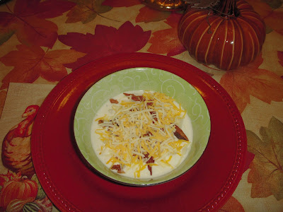Easy Crock-Pot Potato Soup | Margaret's Morsels