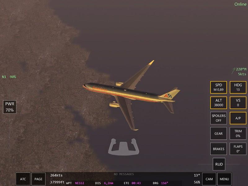 38 000 fts Infinite Flight
