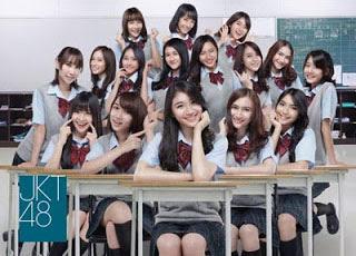 Lirik : JKT48 - Indahnya Senyum Manismu
