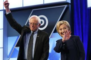 Pentingnya New York Bagi Sanders Dan Clinton