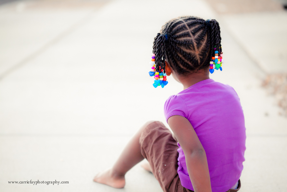 Beads, Braids And Beyond: Little Girls Natural Hair Style