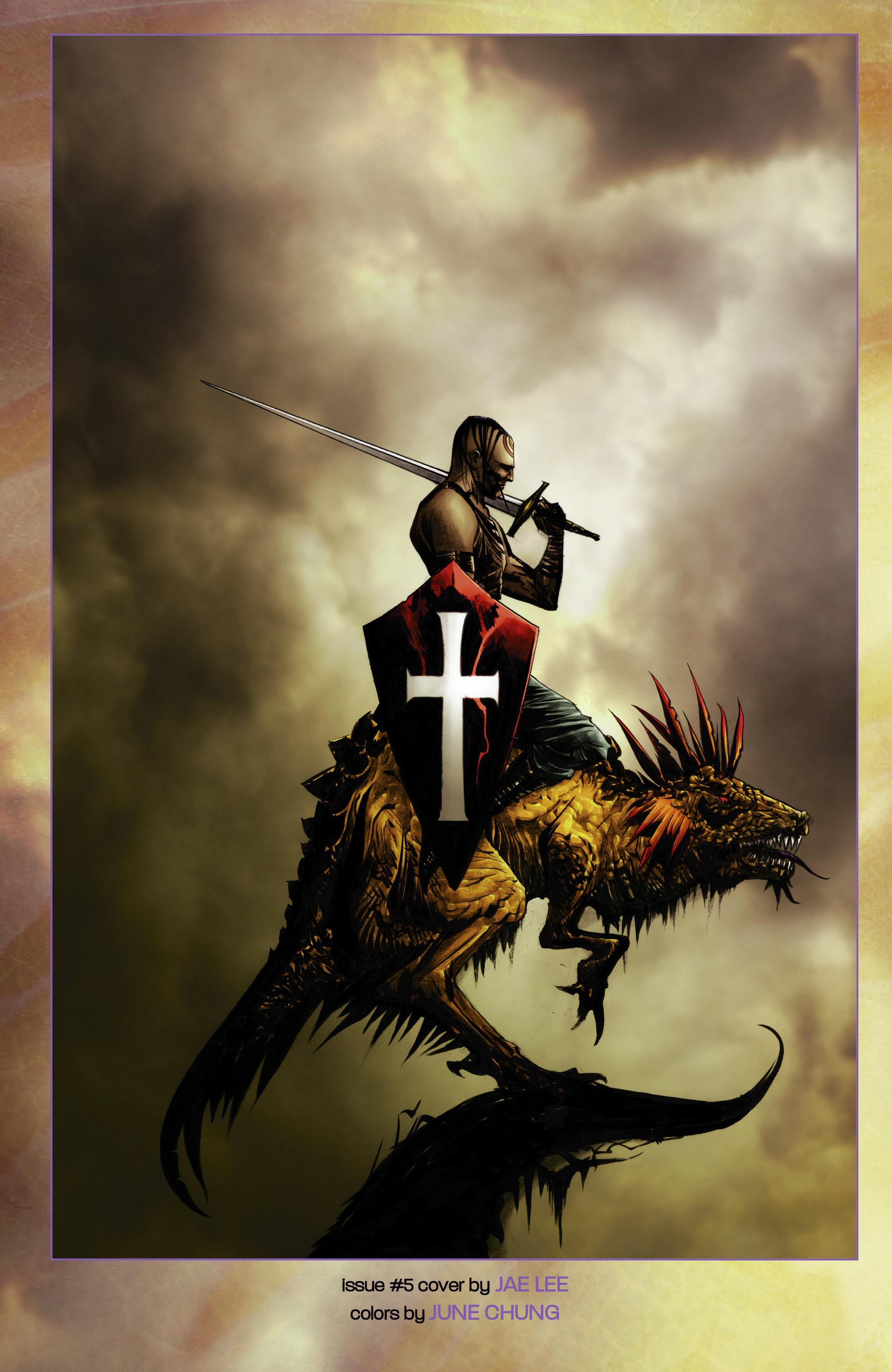 Read online Turok: Dinosaur Hunter (2014) comic -  Issue # _TPB 2 - 106