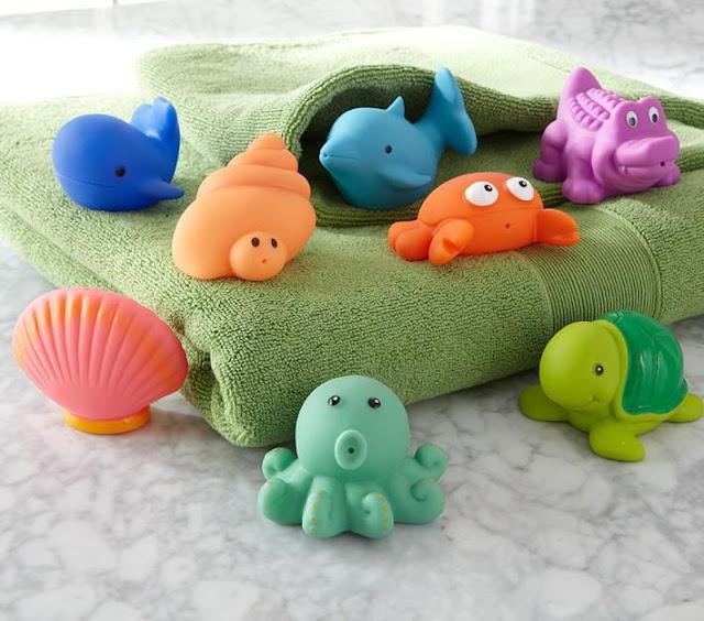 Baby Bathing Toys